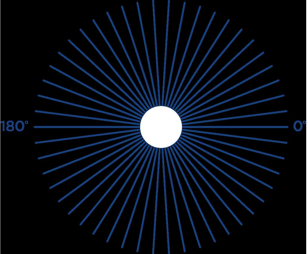 Astigmatism Eye Test Image