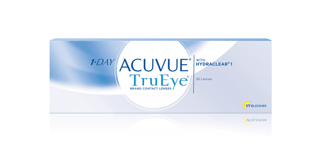 1-Day ACUVUE TruEye Daily Contact Lenses   ACUVUE 0007ece028
