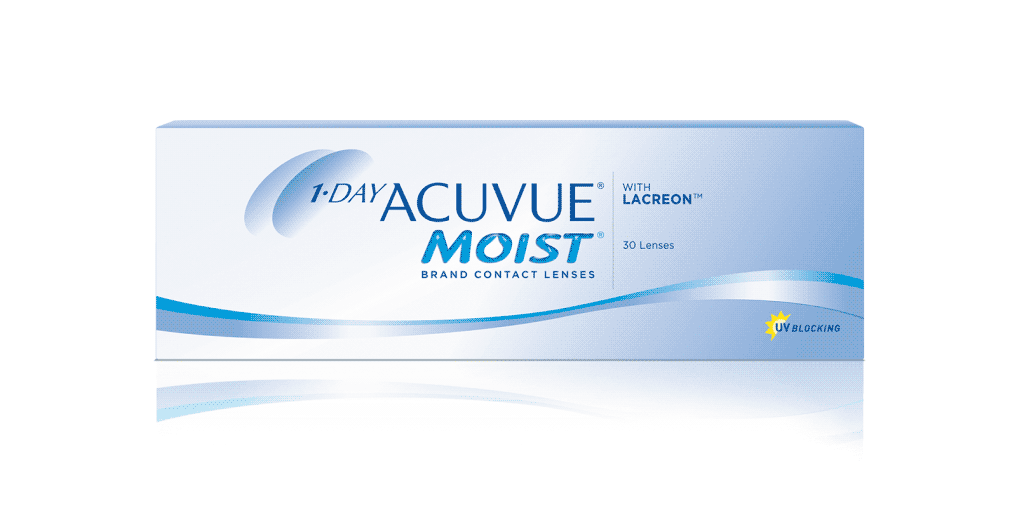 869235297fb 1-Day ACUVUE MOIST Contact Lenses